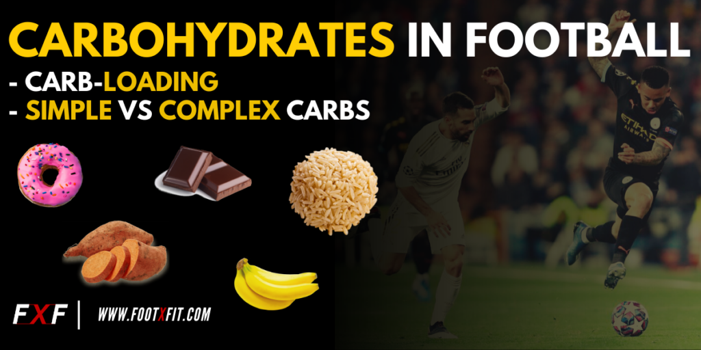 A Carbohydrate Guide For Footballers