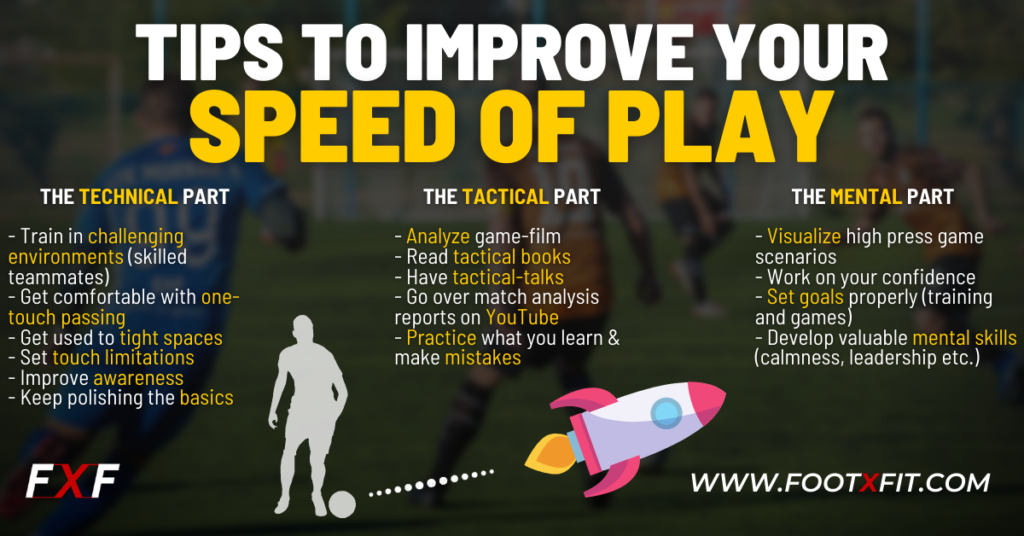 tips to improve your speed of play