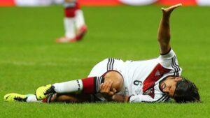 soccer football injuries