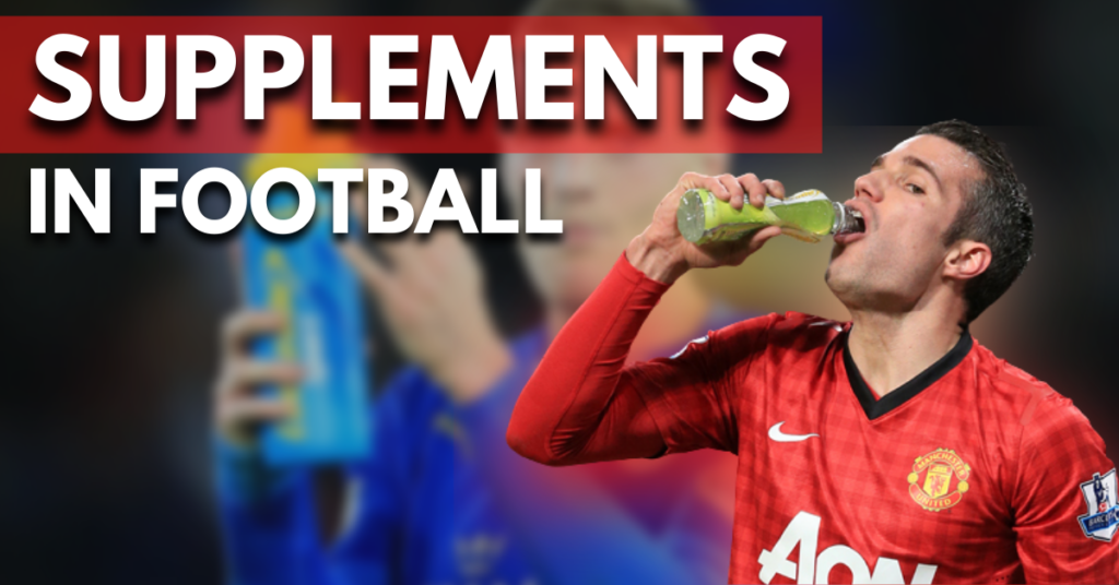supplements for football performance and recovery | all you need to know