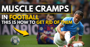 muscle cramps in football - this is how to get rid of them