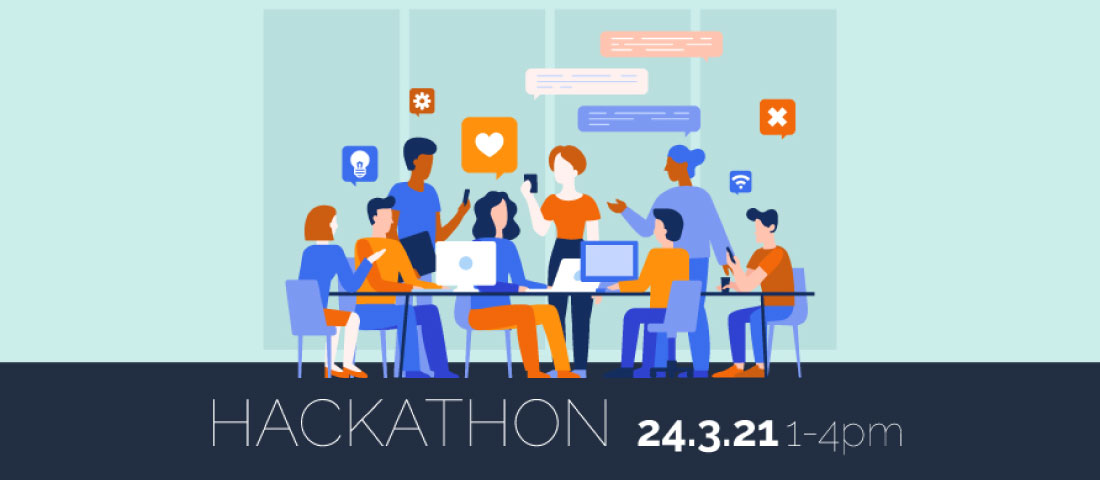 Join us for the Pitch-In Internet of Things for mental health hackathon