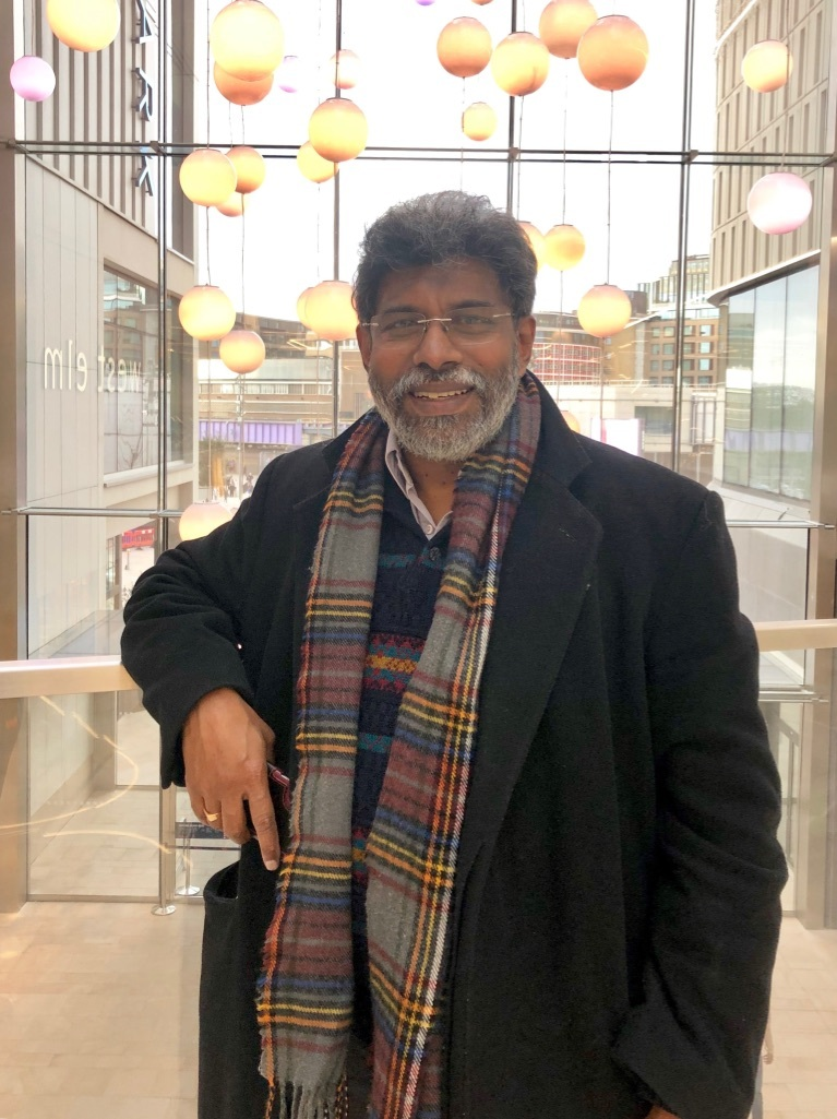 A picture of Kumar Jacob