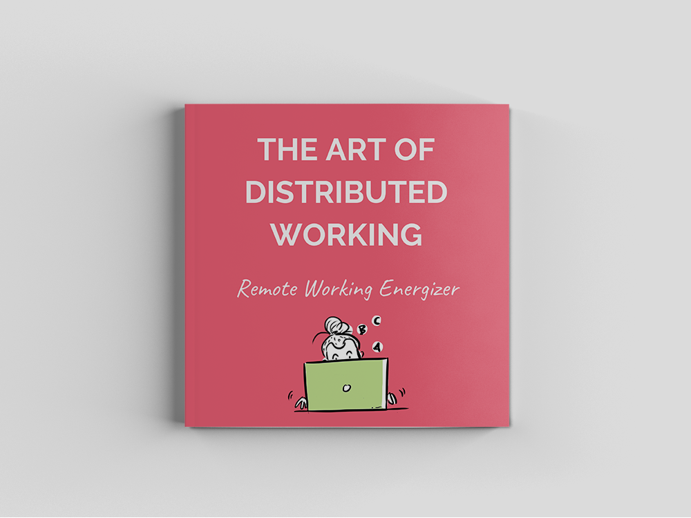 e book Art of Distibuted Work for remote working