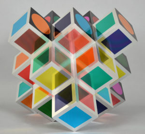 """""""Kroa A"""" Victor Vasarely"""