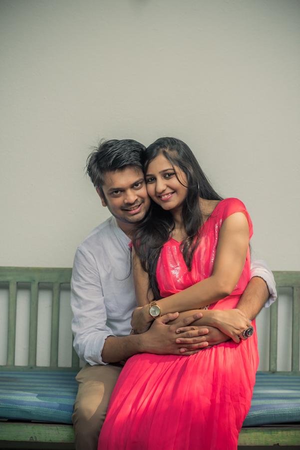 Prewedding shot Goa Mumbai