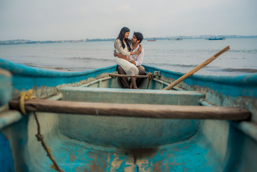 Prewedding shoot Goa Mumbai