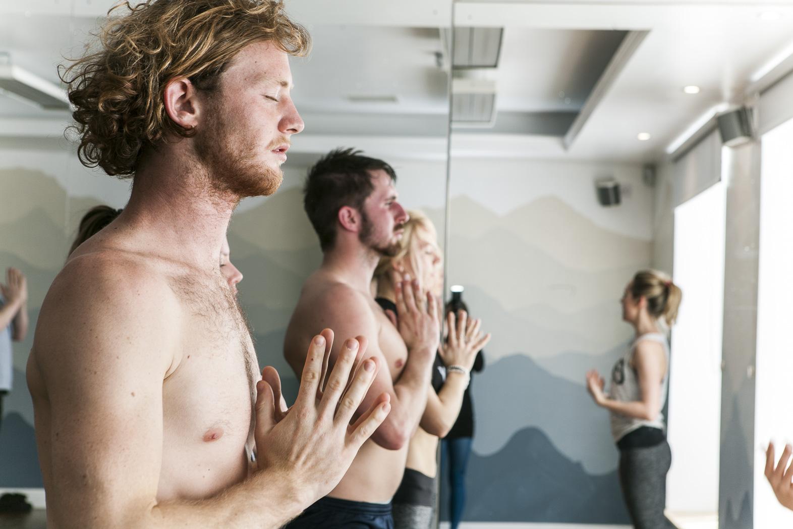 Tribe Yoga Edinburgh