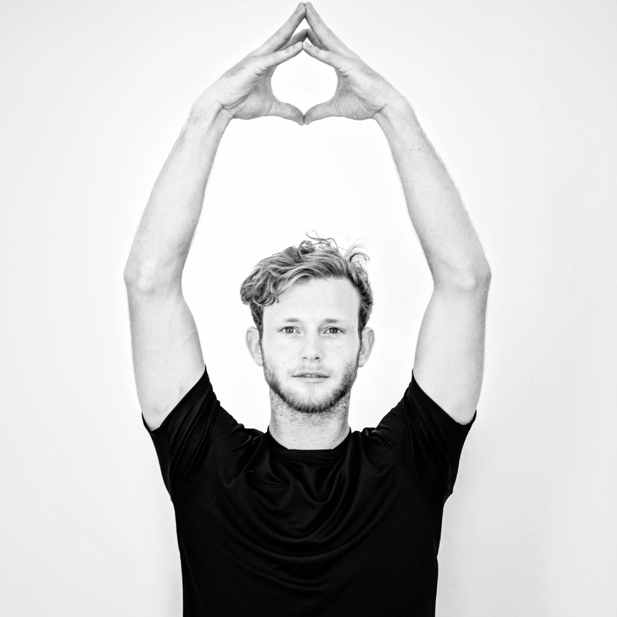 Jacob Mellish Edinburgh Tribe Yoga