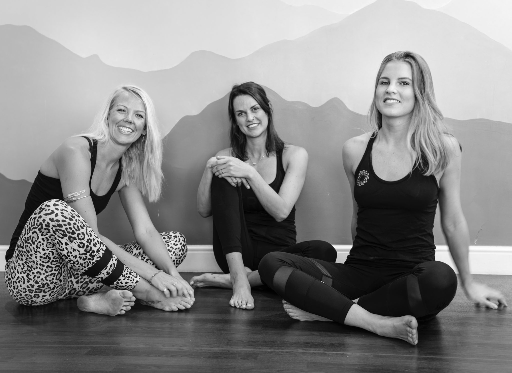 Tribe Yoga New Town