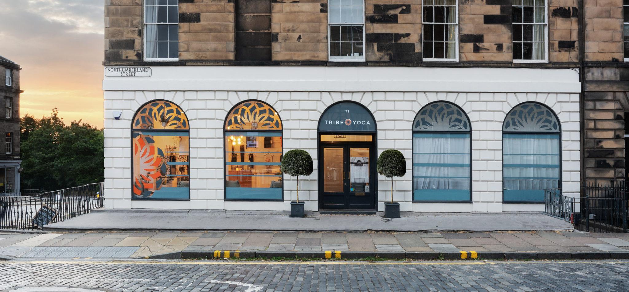 Tribe Yoga New Town Edinburgh