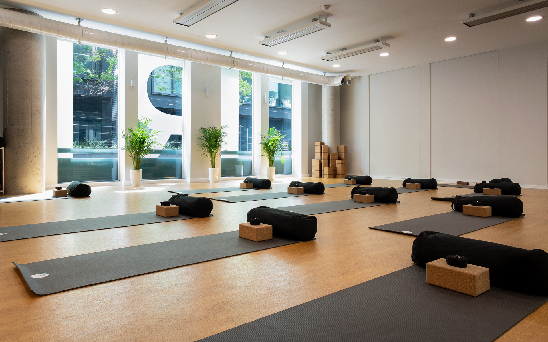Tribe Yoga Quartermile Edinburgh