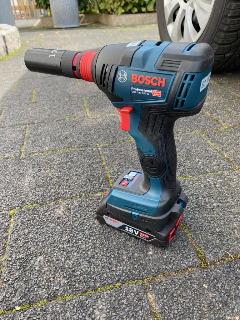 Bosch GDX 18V-200C