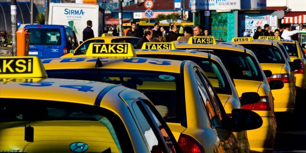 تكسي اسطنبول