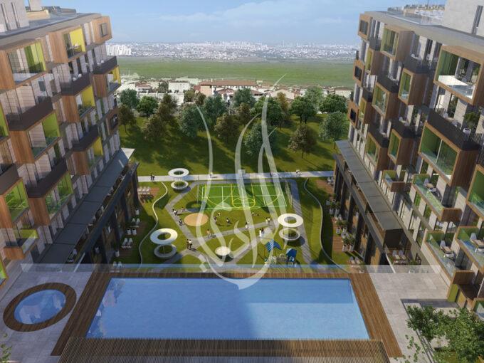 مشروع الوادي 75 شقق للبيع تركيا اسطنبول