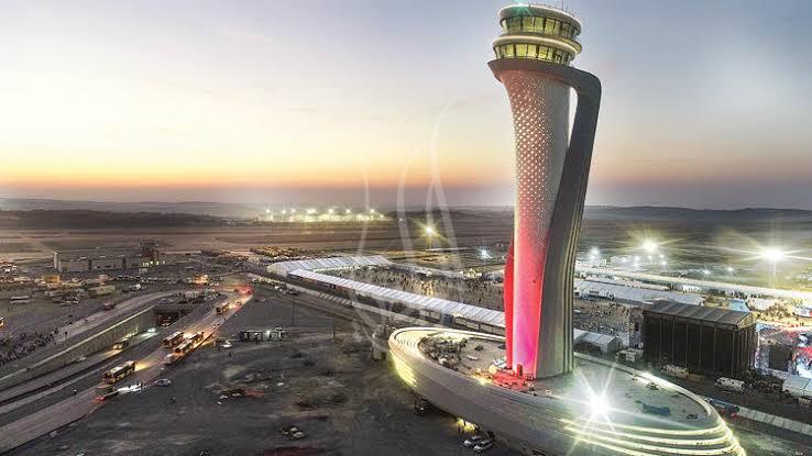مطار اسطنبول الثالث الجديد
