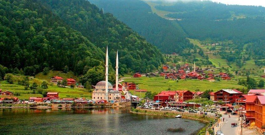 مدينة طرابزون في تركيا