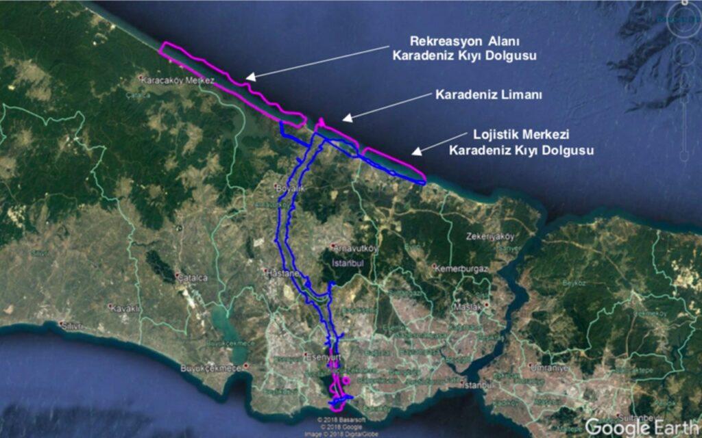 قناة اسطنبول - الاستثمار في تركيا