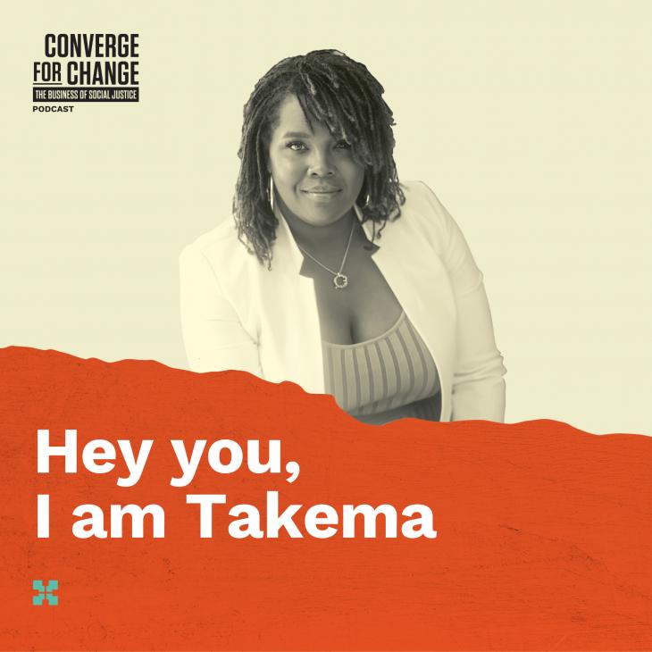 Episode 1: Hey you, I Am Takema!