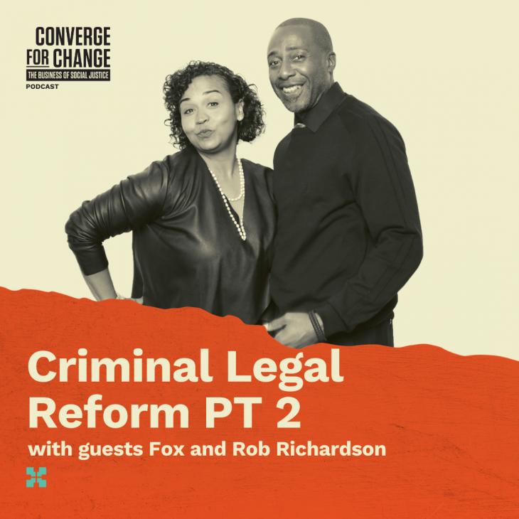 Episode 3: Race & The Criminal Legal System PT. 2