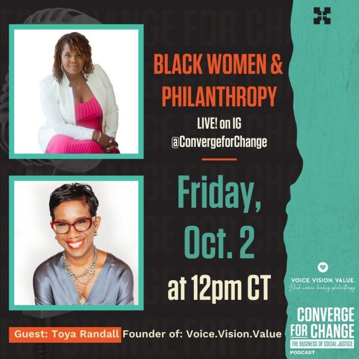 Season 2, Episode 1: Black Women & Philanthropy