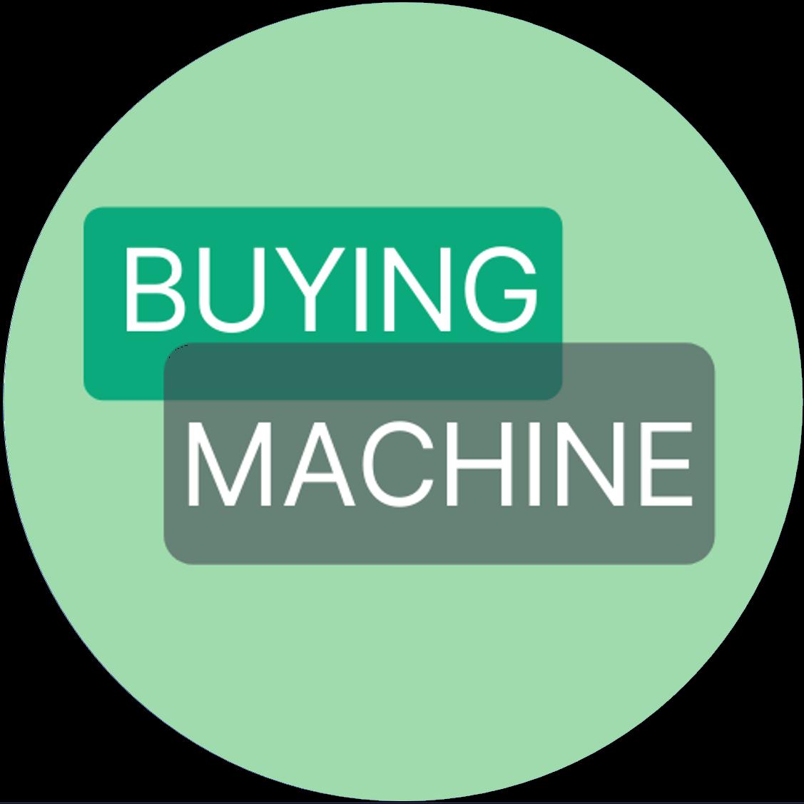 Buying Machine