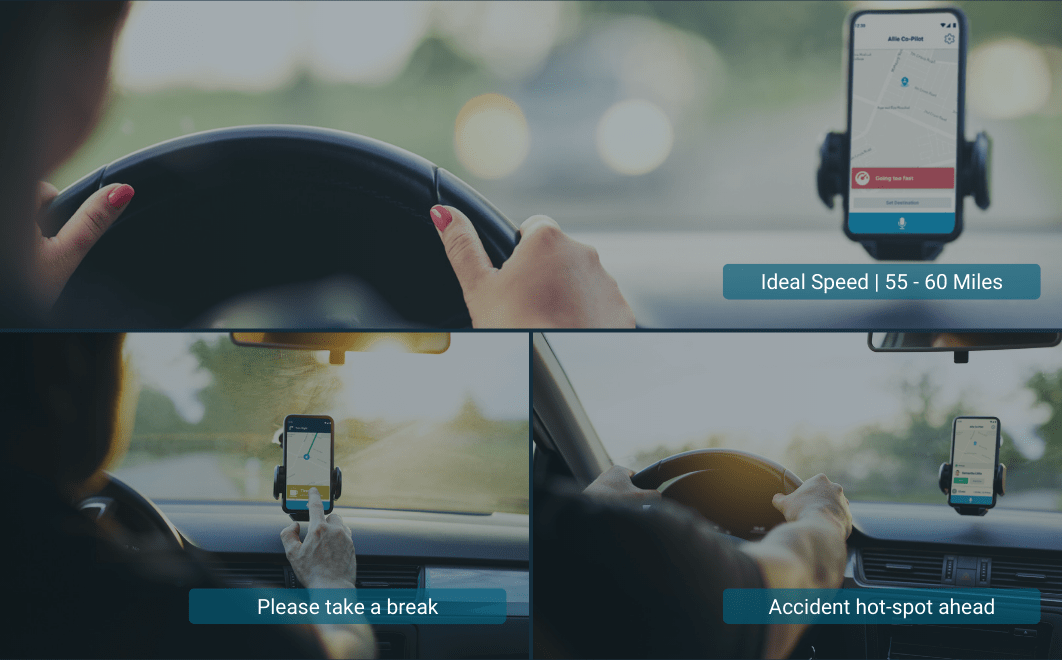 Active Driver Guidance