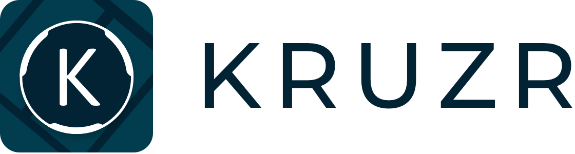 Kruzr logo high res