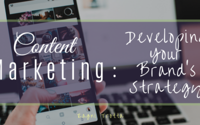 Content Marketing: Developing Your Brand's Strategy