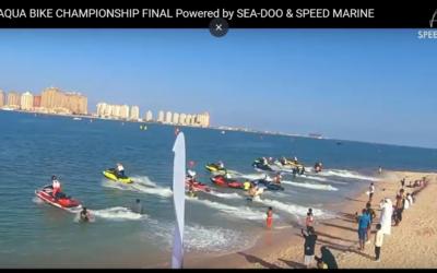 QATAR AQUA BIKE CHAMPIONSHIP FINAL Powered by SEA-DOO & SPEED MARINE