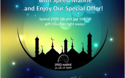 Speed Marine Ramadan Offer