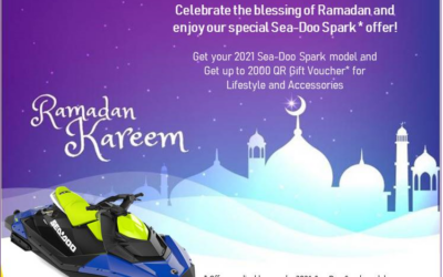 Sea-Doo Spark Ramadan Offer