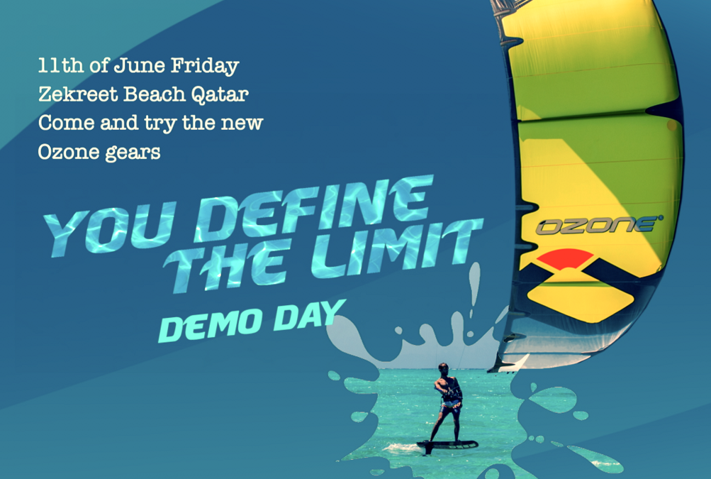 Ozone Event – Zakreet Beach Qatar