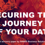 Securing the Journey of Your Data Advisory Paper