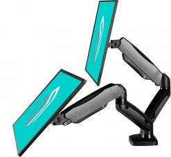 ONKRON Dual Monitor desk mount G160