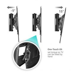ONKRON TV wall mount M7L-BLK