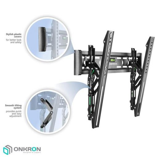 ONKRON-wall-TV-mount-TM6-BLK