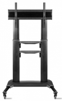 ONKRON Mobile TV Cart TV Stand TS27-71