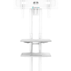 Onkron mobile tv cart ts1552-wht