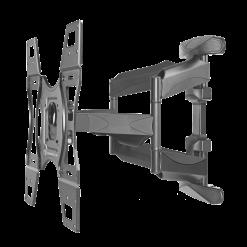 ONKRON TV Mount Tilt Swivel Wall Bracket for 32 to 60-Inch LED LCD Flat Panel TVs M15 Black