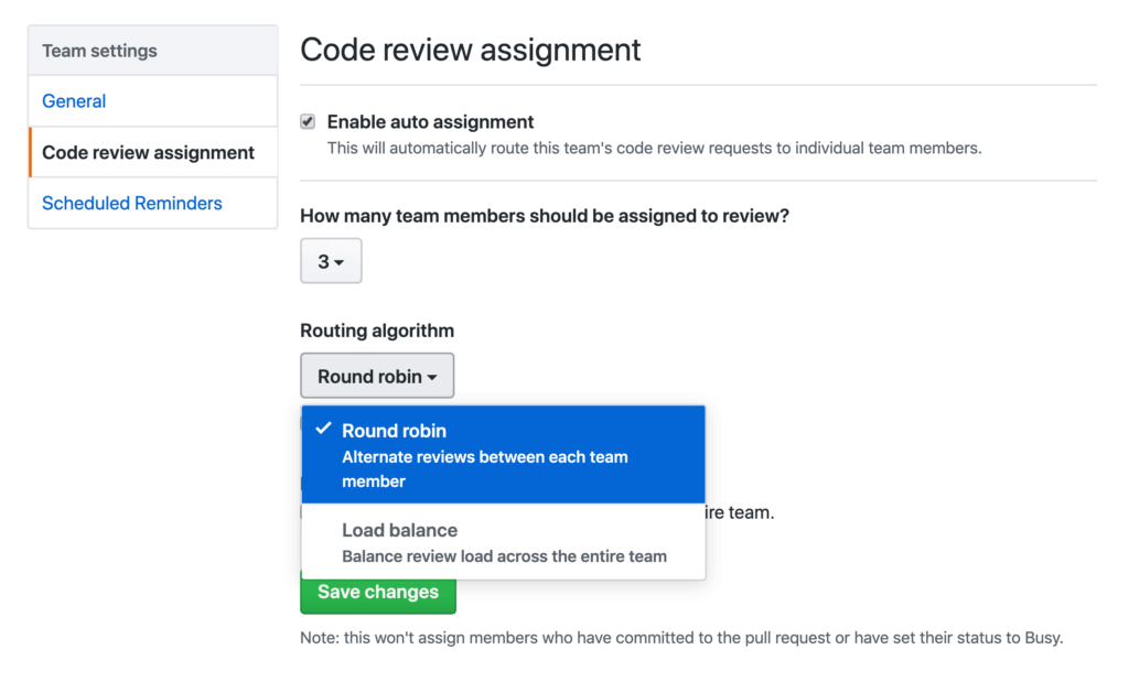Code Review Assignment