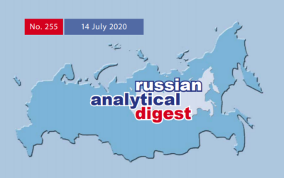 Russian Analytical Digest: Countering Violent Extremism