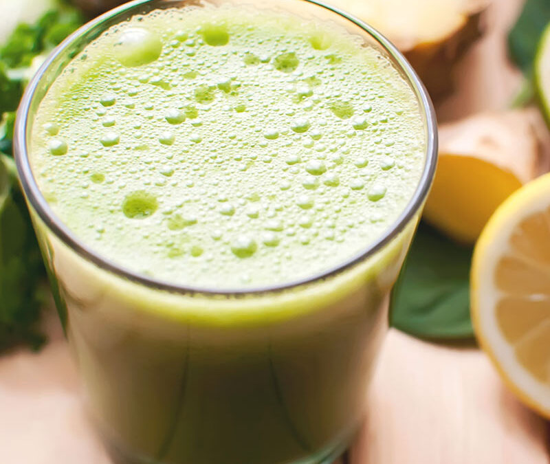 Green Smoothies: Get your weight and hormones in check