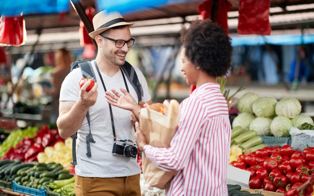 Food & Mood:  How Food can help you Feel Happy