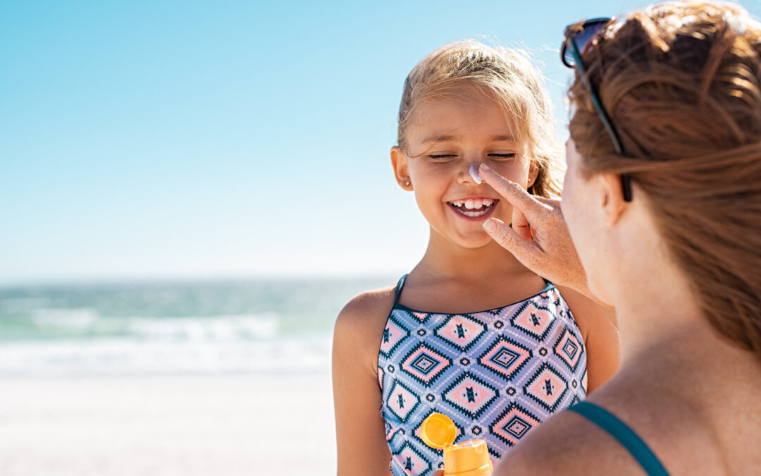 Sun & Sunscreen:  What you Need to Know to be Healthy