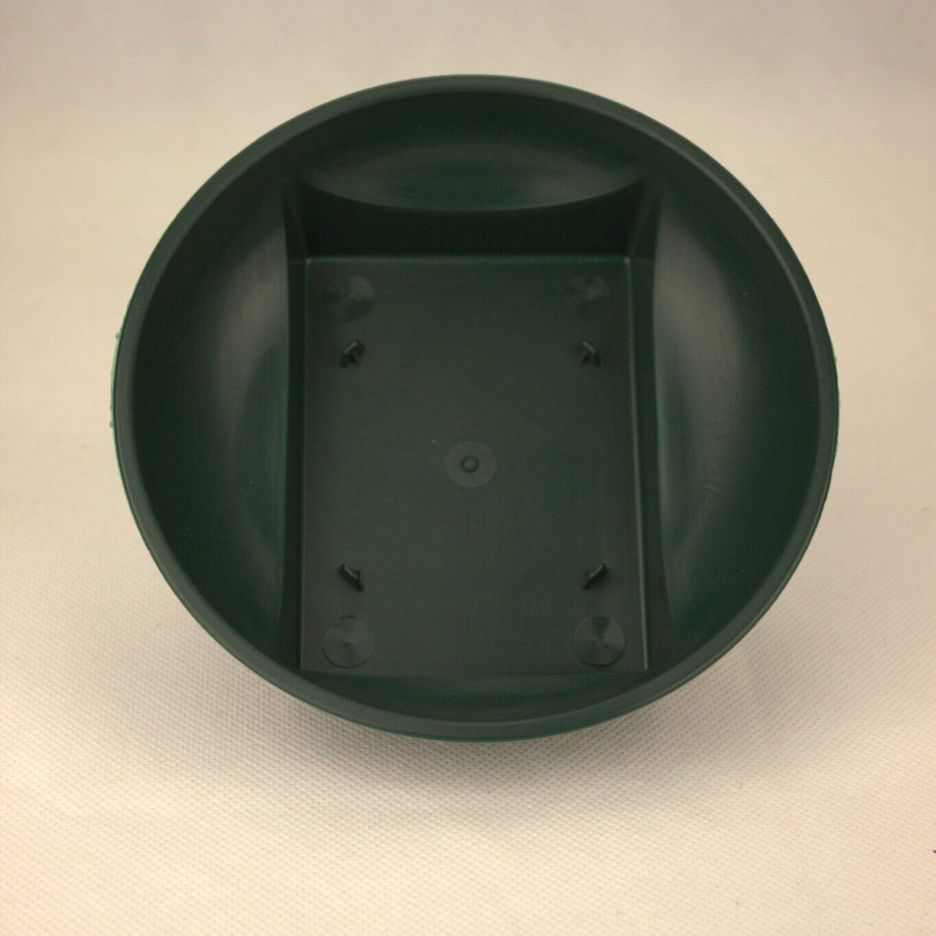 Square round dish 0099