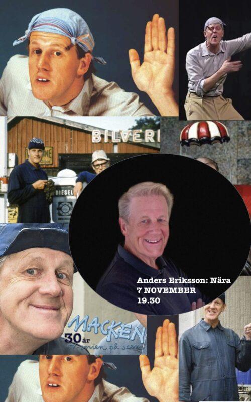 Anders Eriksson Nära