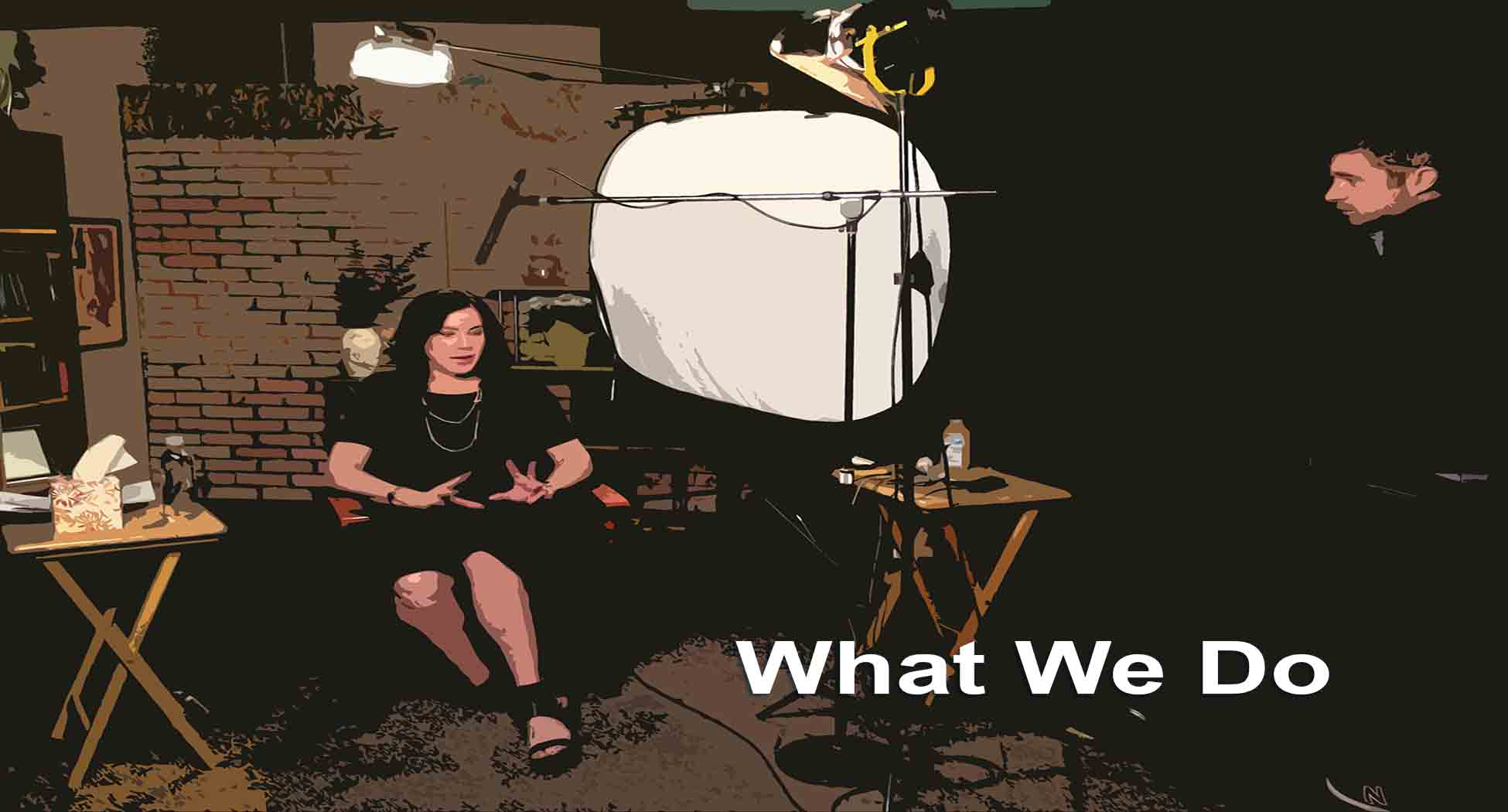 Chicago video production, studio and ENG crews, SMTs and live shots