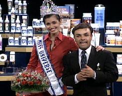 Miss Universe event