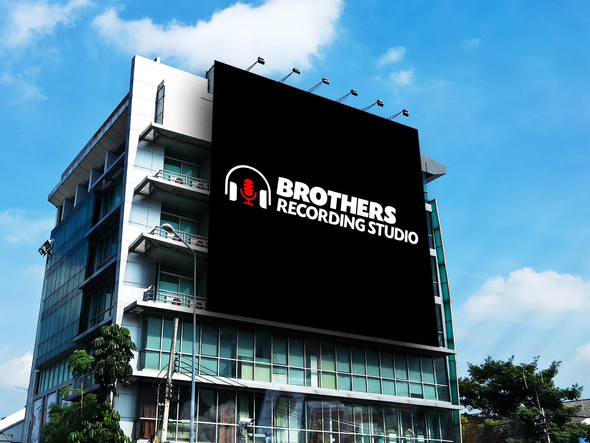 Brothers recording studio
